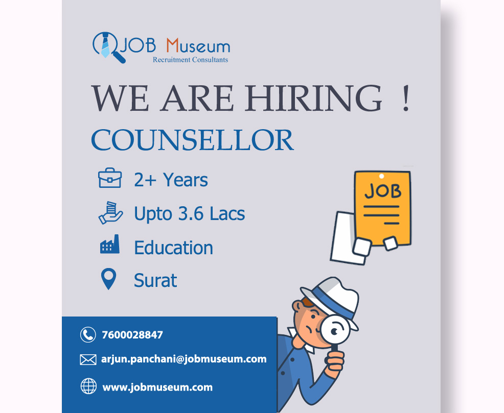 Educational Counsellor Jobs in Surat