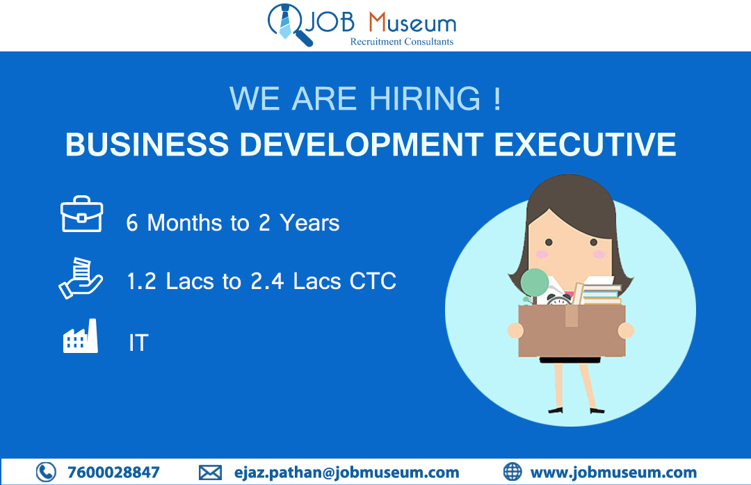 Business Development Executive Jobs in Surat