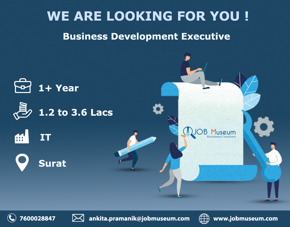 Hiring Business Development Executive