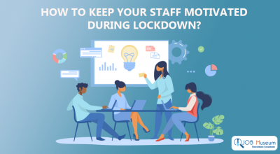 How to keep your staff motivated in lockdown