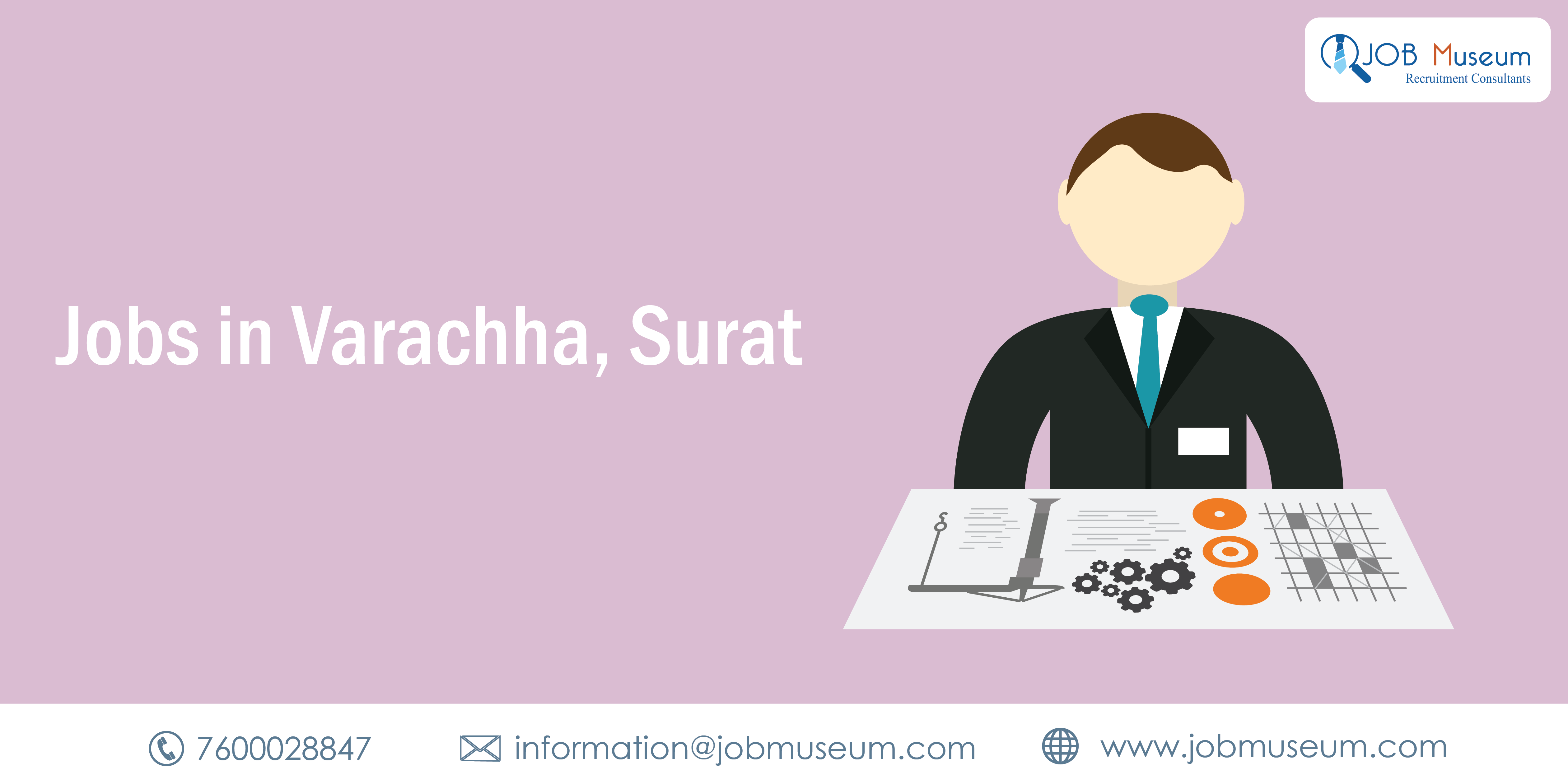 Jobs in Varachha Surat