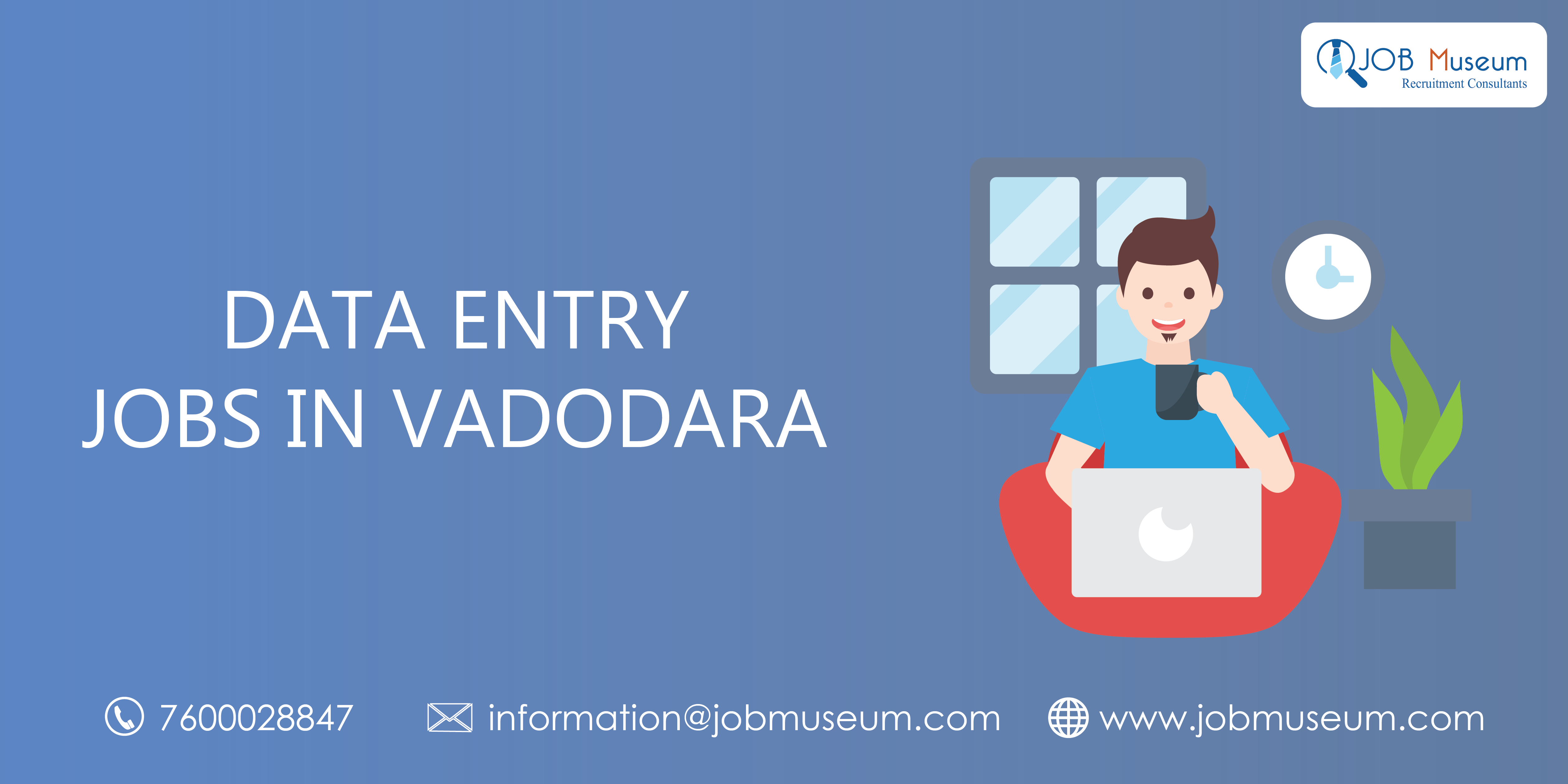 data entry jobs in vadodara