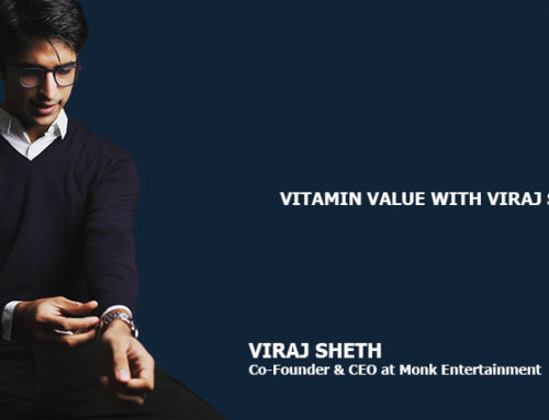 Vitamin Value with Viraj Sheth.