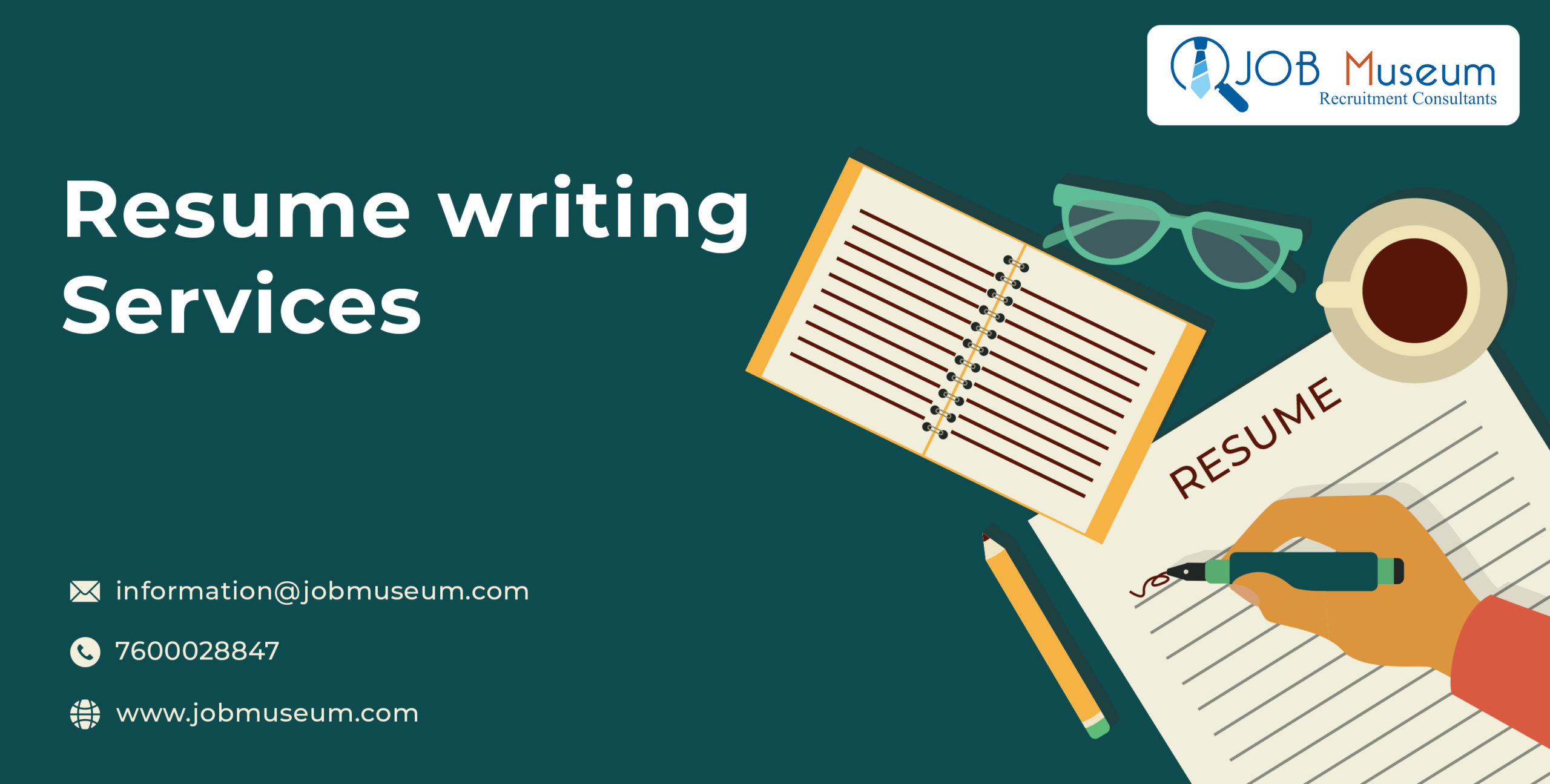 Professional Resume writing services in Surat