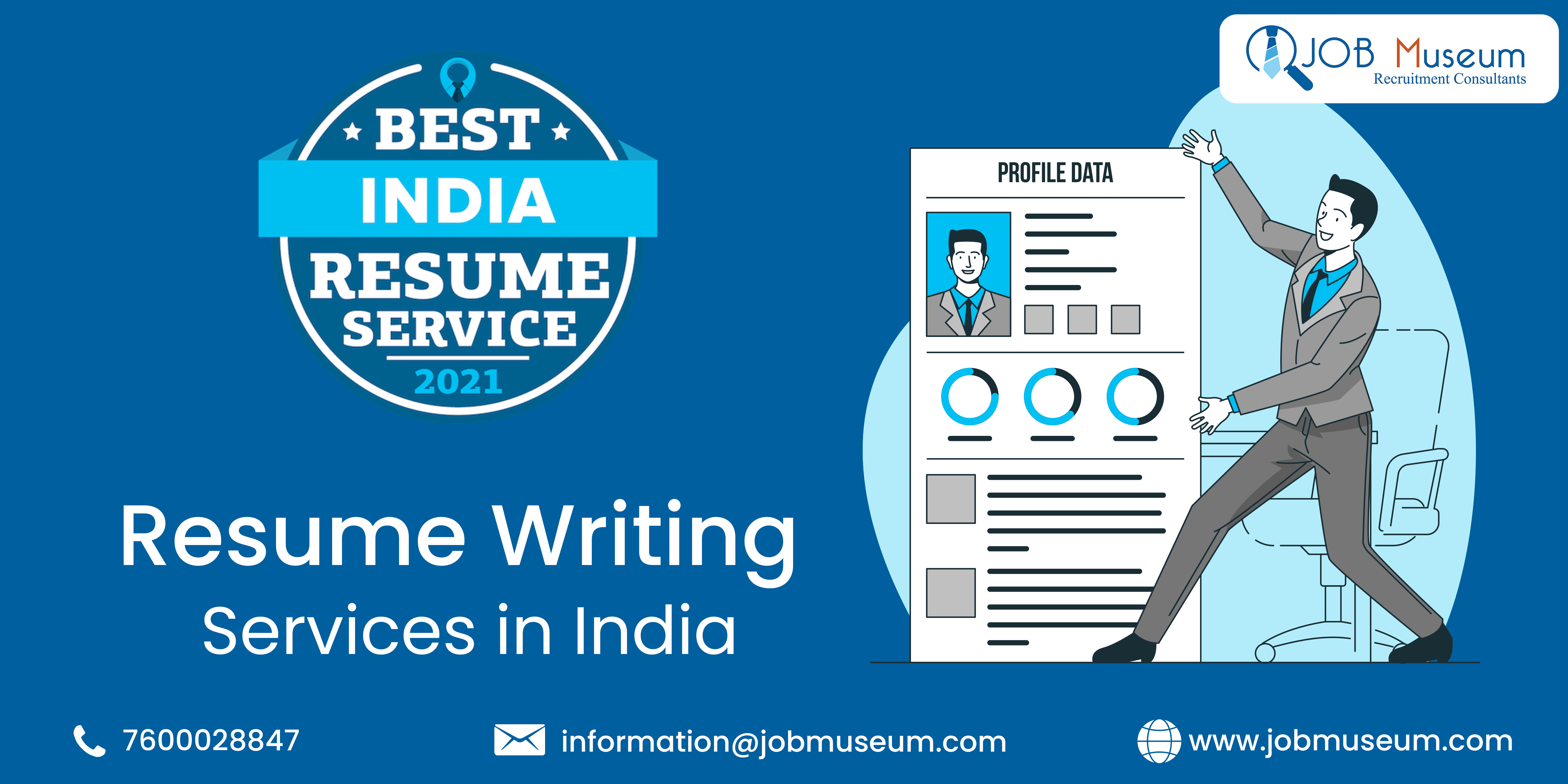 Best resume writing services in India