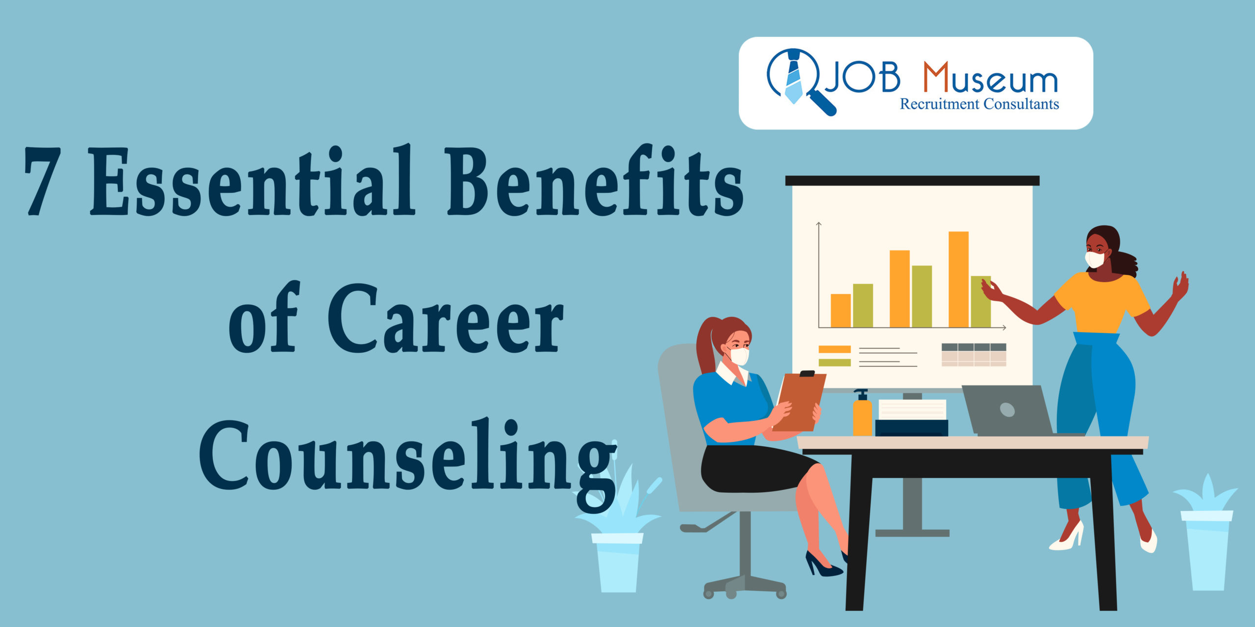 7 Essential Benefits of Career Counseling