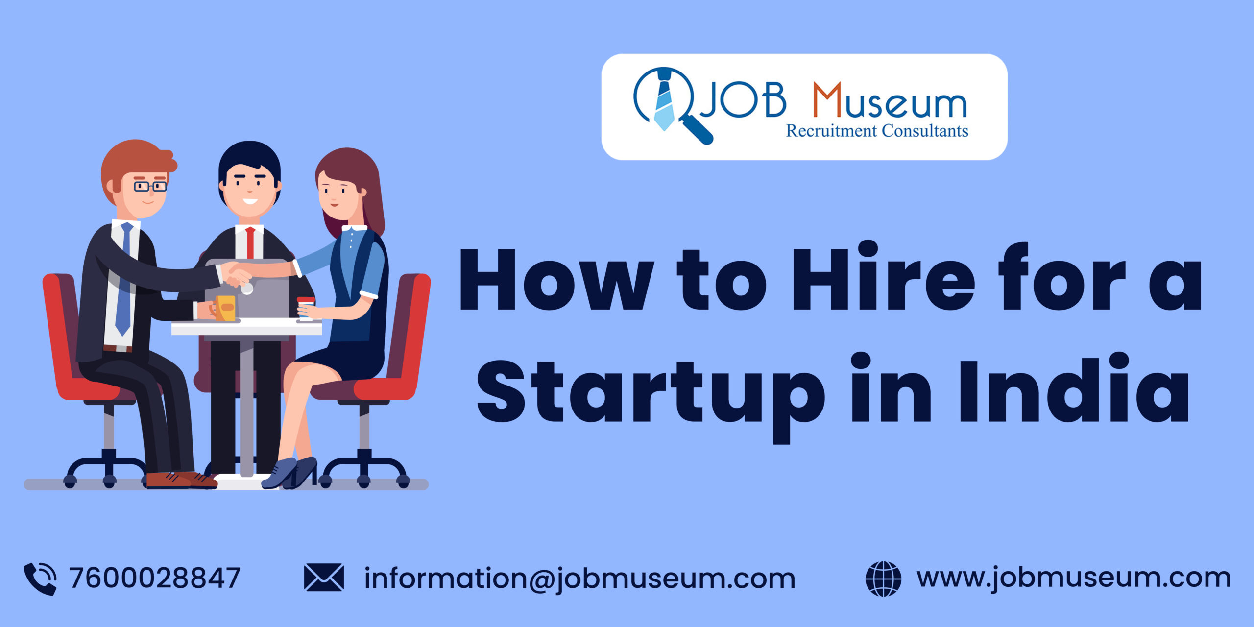How to hire employees for startup in India