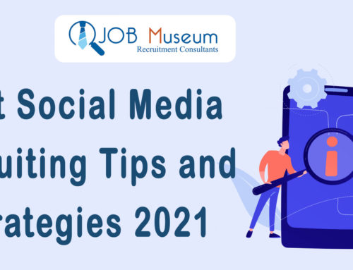 Best Social Media Recruiting Tips and Strategy 2021