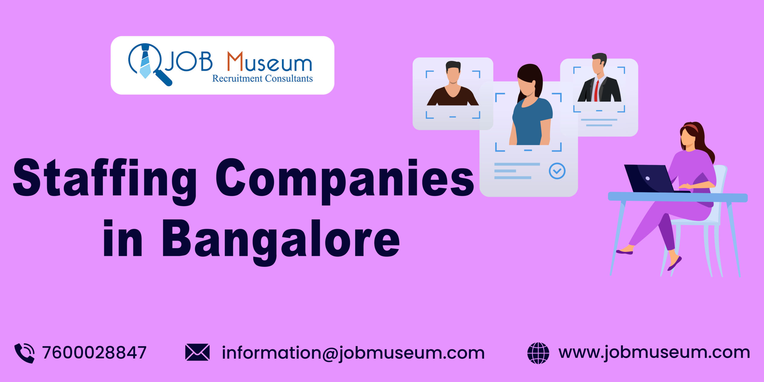 IT staffing companies in Bangalore
