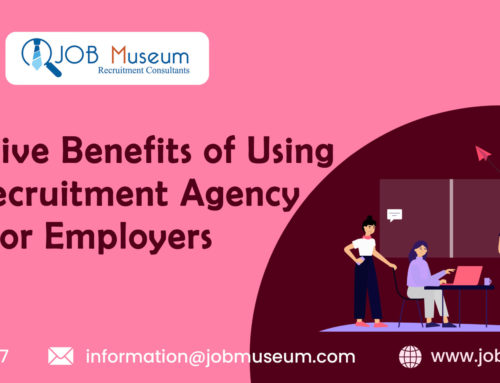 5 Impressive Benefits of Using a Recruitment Agency for Employers