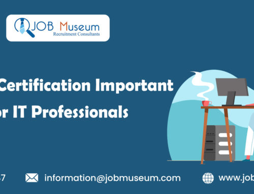 Why is Certification Important for IT Professionals?