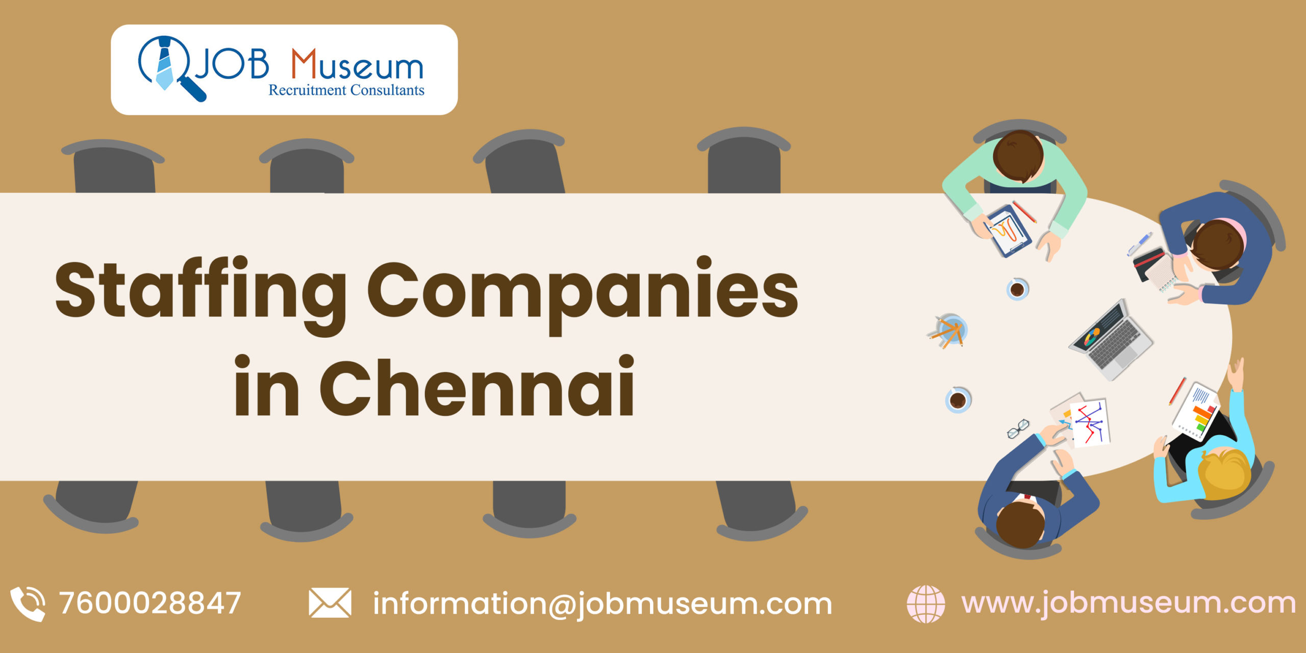 IT staffing companies in Chennai