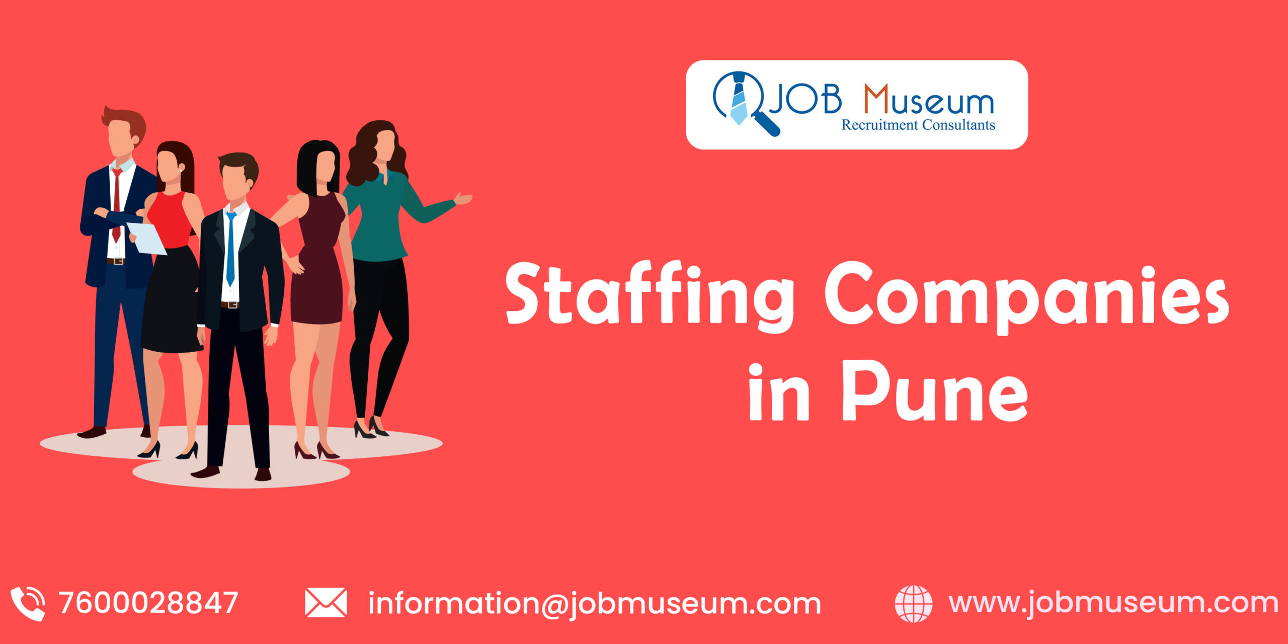 IT staffing companies in Pune