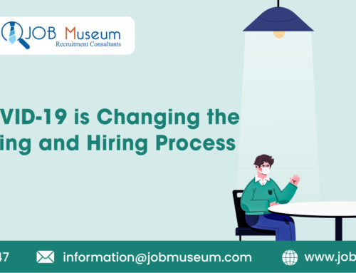 How COVID-19 is Changing the Recruiting and Hiring Process ?