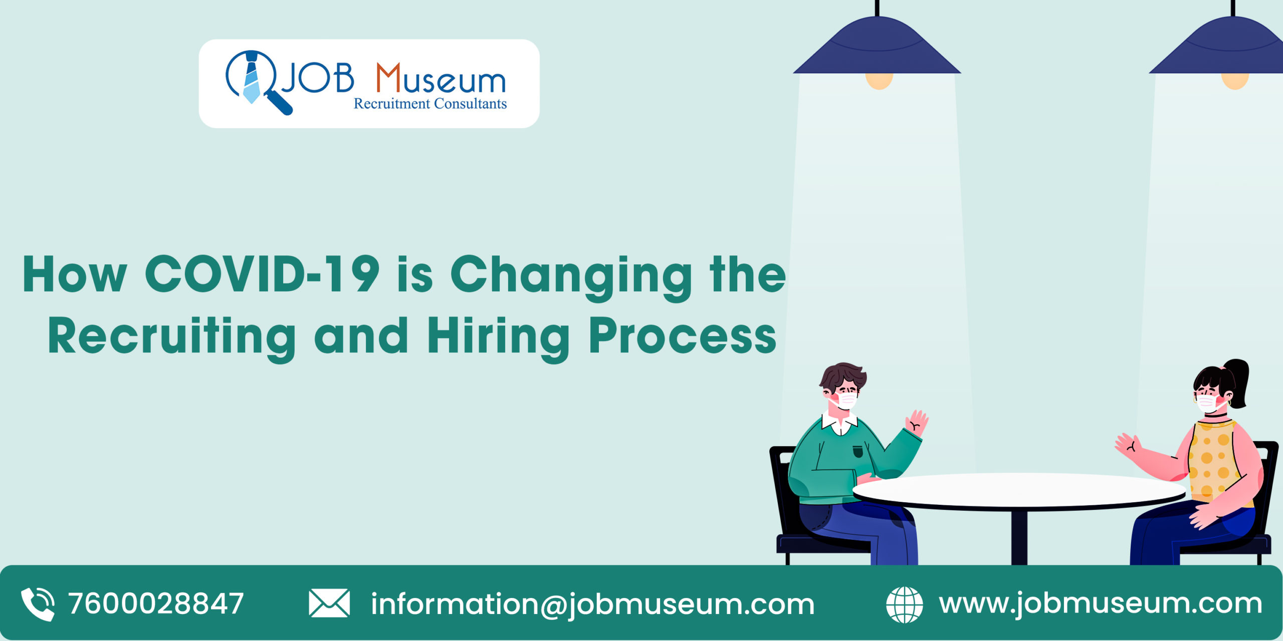 How COVID-19 is changing the recruiting and hiring process?
