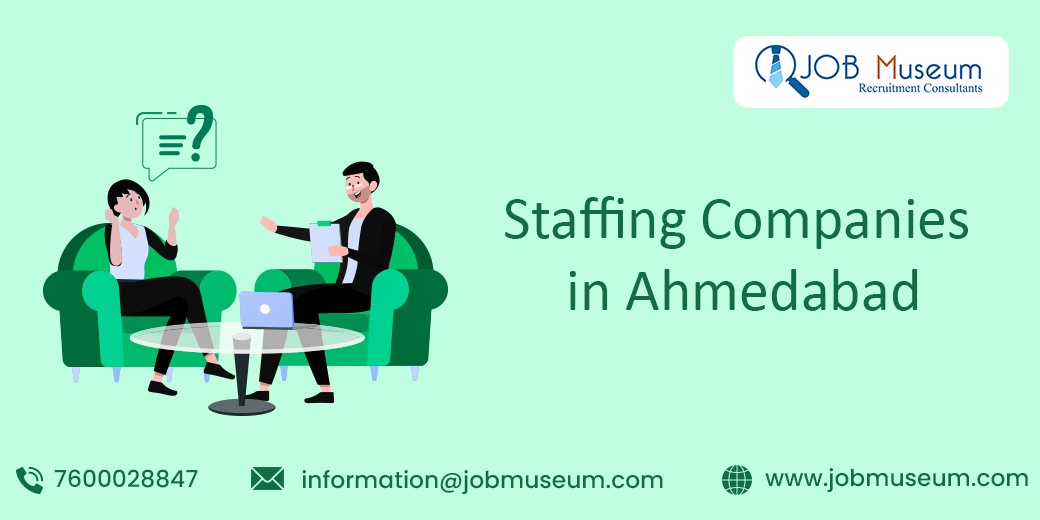 staffing companies in Ahmedabad